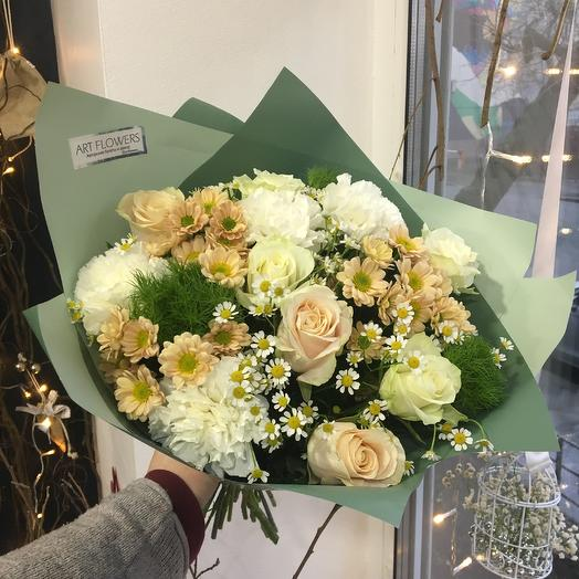 Дженни: букеты цветов на заказ Flowwow