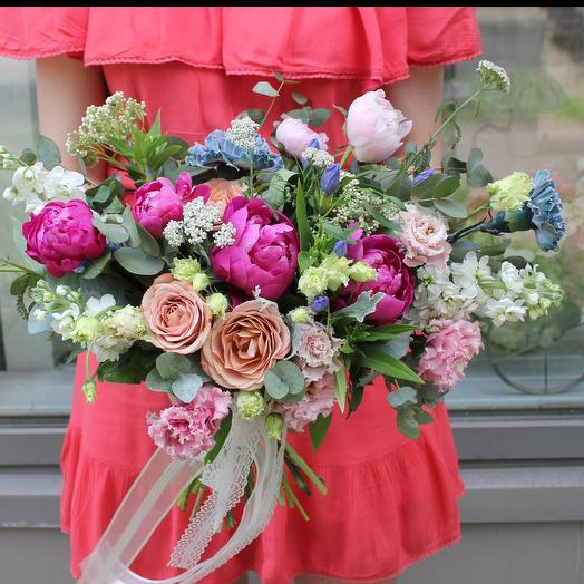 Иноземка  20: букеты цветов на заказ Flowwow