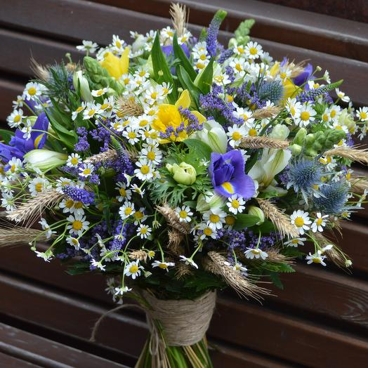 В ожидании лета: букеты цветов на заказ Flowwow