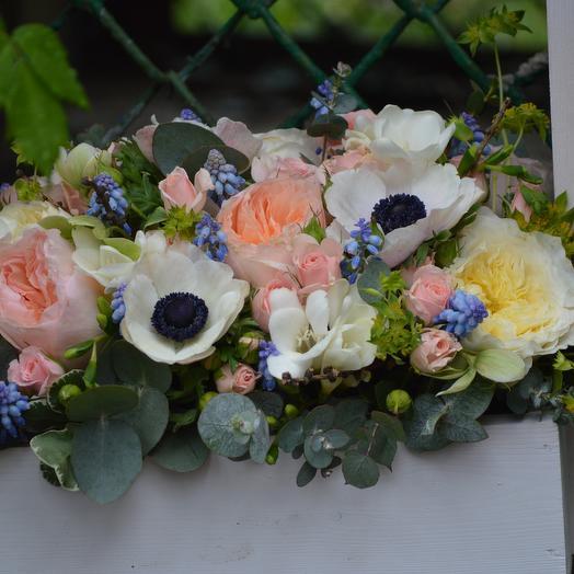 Утренняя свежесть: букеты цветов на заказ Flowwow
