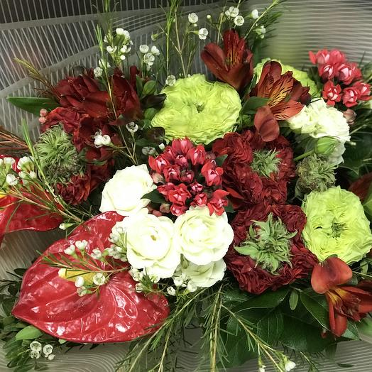 Букет Феррари: букеты цветов на заказ Flowwow