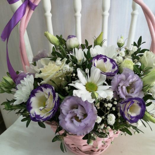 Букет_87: букеты цветов на заказ Flowwow