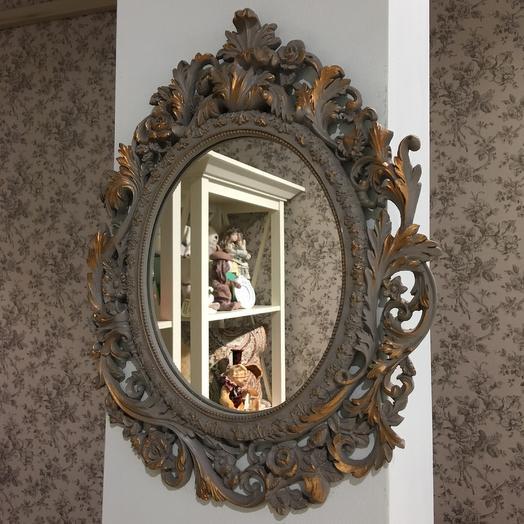 Зеркало дизайнерское: букеты цветов на заказ Flowwow