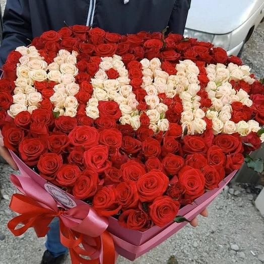 Коробка ко дню матери: букеты цветов на заказ Flowwow
