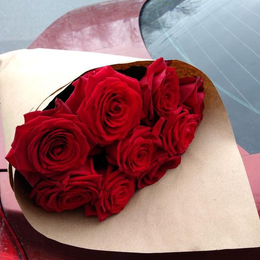9 роз 🎀