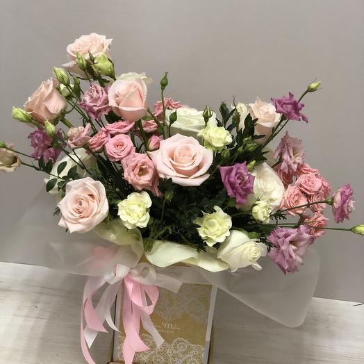 Орабель: букеты цветов на заказ Flowwow