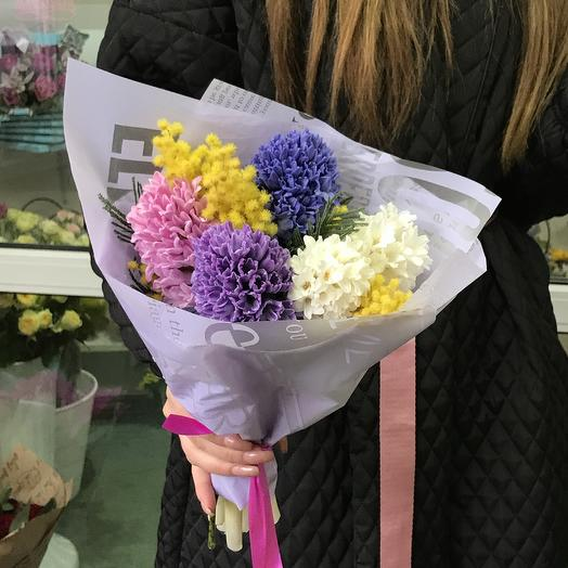 Милые букетики: букеты цветов на заказ Flowwow