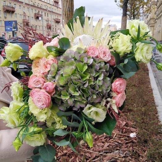 """Букет """"Бомбастик"""": букеты цветов на заказ Flowwow"""