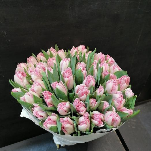 Снежный: букеты цветов на заказ Flowwow
