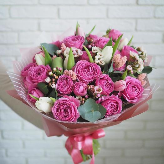 Маргери: букеты цветов на заказ Flowwow