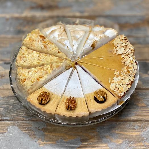 Торт «Пай ассорти»