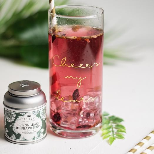 Чай LEMONGRASS RHUBARB SODA