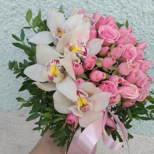 Коробка Розовый Фламинго
