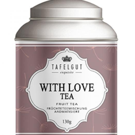 Чай WITH LOVE II