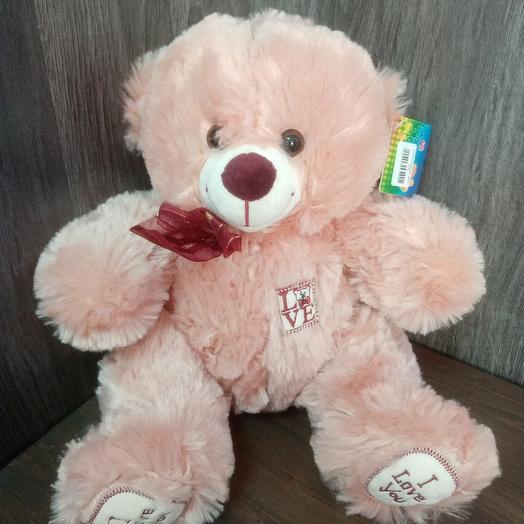 Медвежонок love