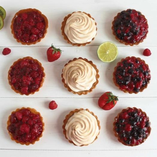 Пирожные Тарталетки Ассорти