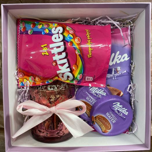 Pink Cloud Gift Set»