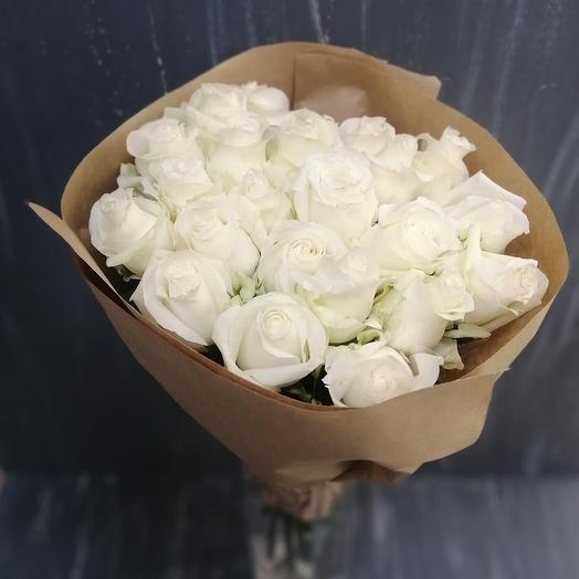 Будет белых роз
