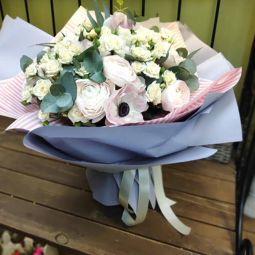 Букет цветов Юнона