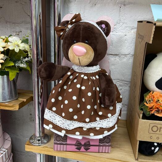 Медвежонок Чоко