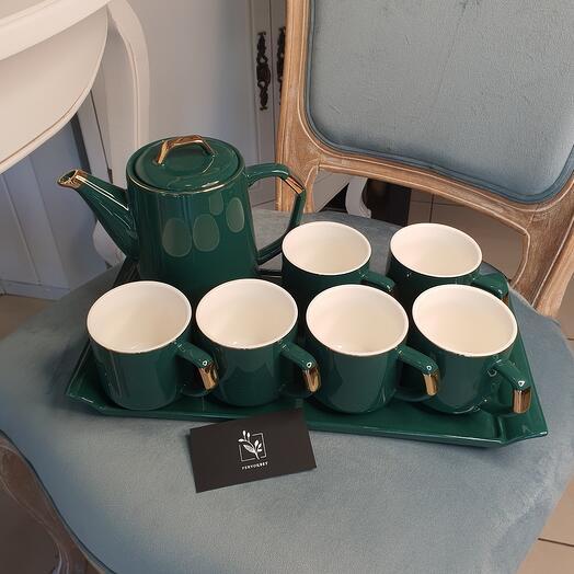 Набор для чаепития 2(керамика)