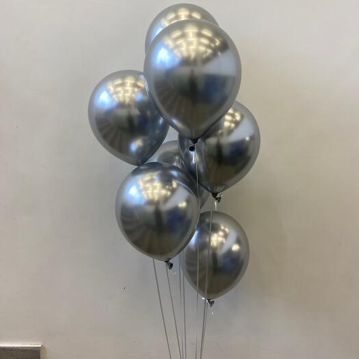 7 Серебряных шаров