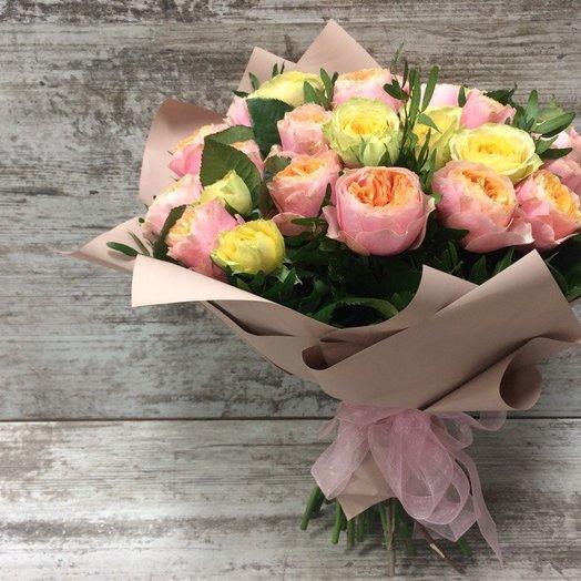 Версавия: букеты цветов на заказ Flowwow