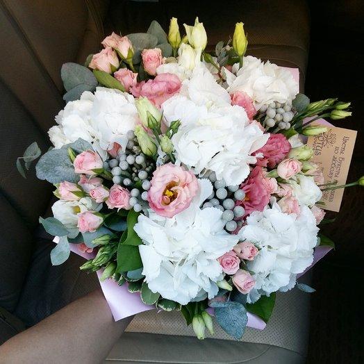 Фонтан любви: букеты цветов на заказ Flowwow