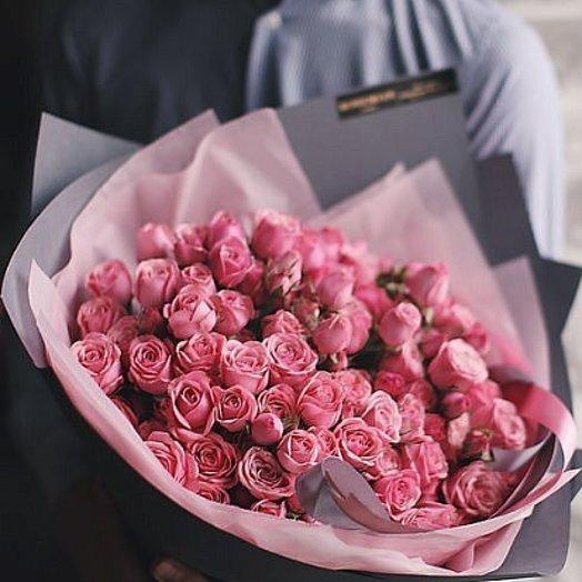 """Букет """" Мон Амур"""": букеты цветов на заказ Flowwow"""
