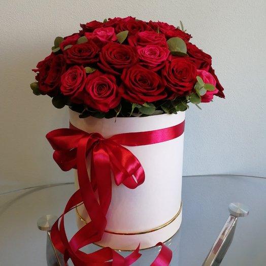 Алая: букеты цветов на заказ Flowwow