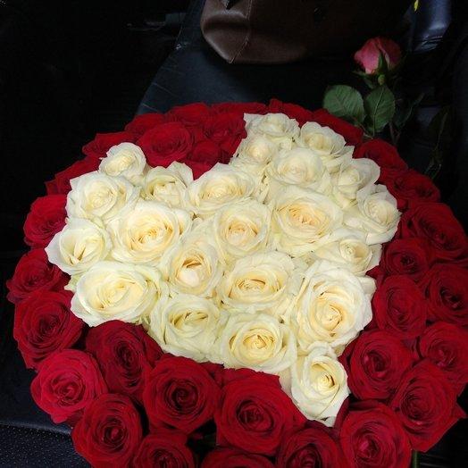 """Композиция """"Сюрприз"""": букеты цветов на заказ Flowwow"""