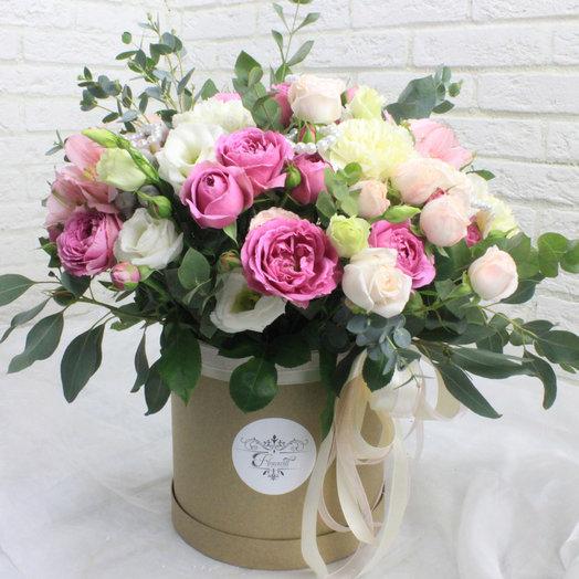 Жемчужное настроение: букеты цветов на заказ Flowwow