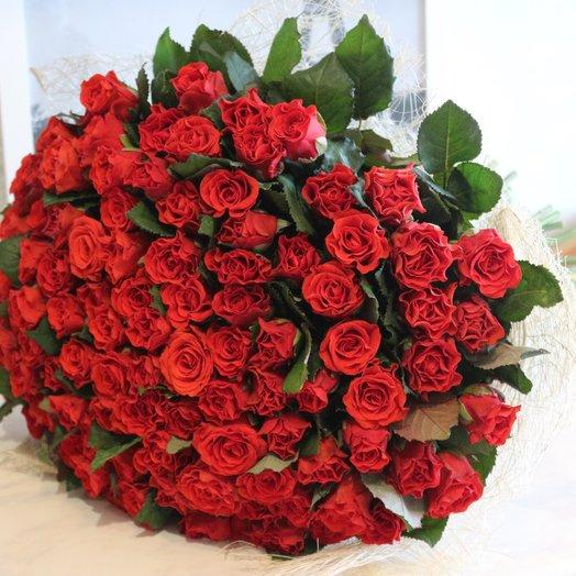 101  роза кружевная