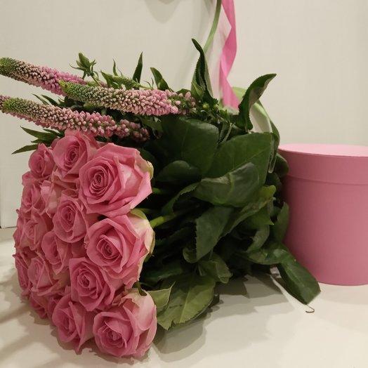 """""""Гламурная Любовь"""": букеты цветов на заказ Flowwow"""