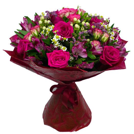 Краски Холли: букеты цветов на заказ Flowwow