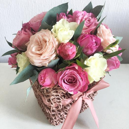 Очаровательность: букеты цветов на заказ Flowwow