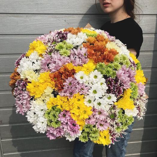 Яркий шейк: букеты цветов на заказ Flowwow