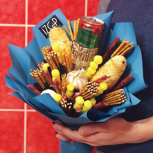 Omnomnom 8: букеты цветов на заказ Flowwow