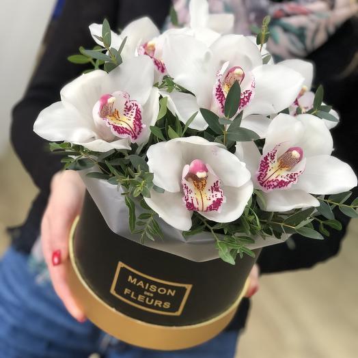 Flowers Орхидейки: букеты цветов на заказ Flowwow