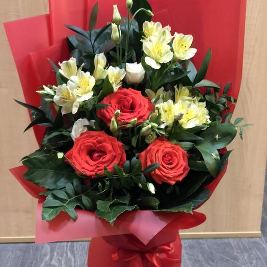 """Букет """"Нина"""": букеты цветов на заказ Flowwow"""