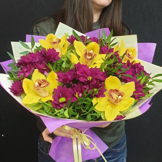 Малиночка: букеты цветов на заказ Flowwow