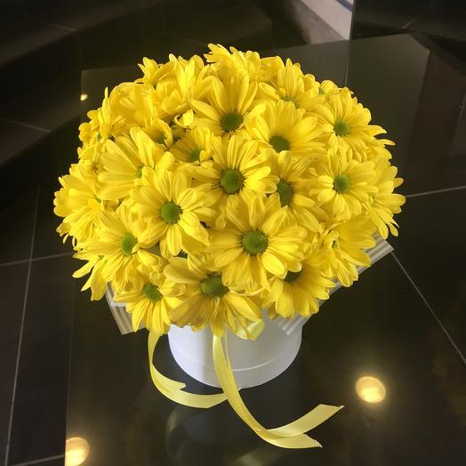 Солнечный поцелуй: букеты цветов на заказ Flowwow