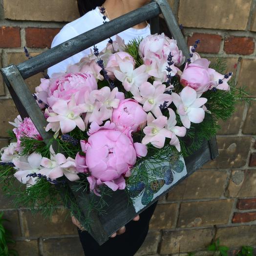 Гармония нежности: букеты цветов на заказ Flowwow