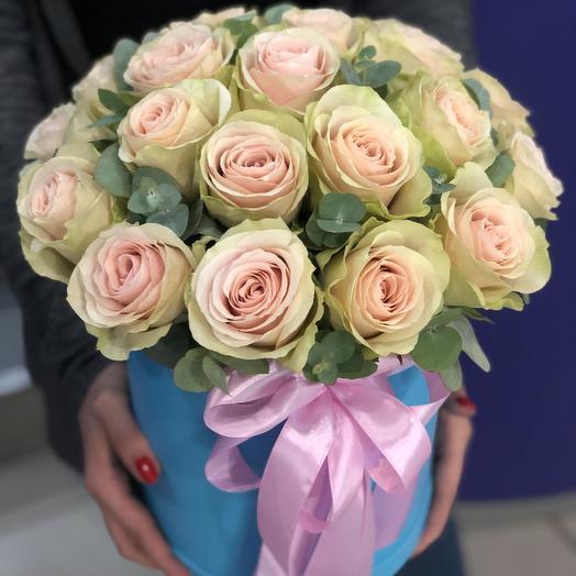 Райская пташка: букеты цветов на заказ Flowwow