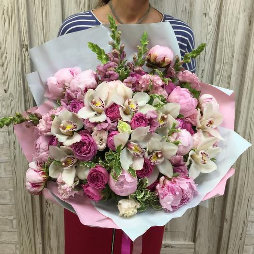 """Букет """"Для особого случая"""": букеты цветов на заказ Flowwow"""