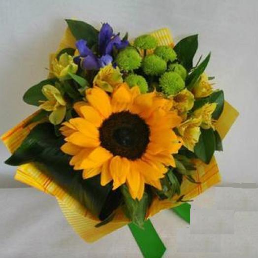 Осень золотая: букеты цветов на заказ Flowwow