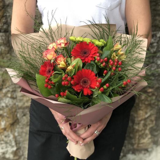 Здравствуй школа: букеты цветов на заказ Flowwow