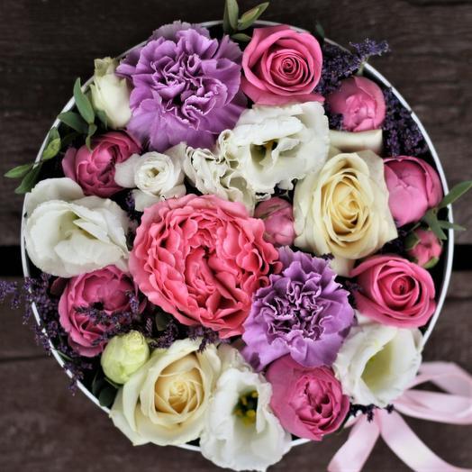 Дивная Долли: букеты цветов на заказ Flowwow