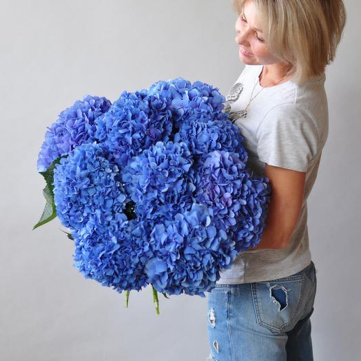 """Букет """"Blue"""": букеты цветов на заказ Flowwow"""