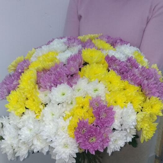 Осенний вальс: букеты цветов на заказ Flowwow